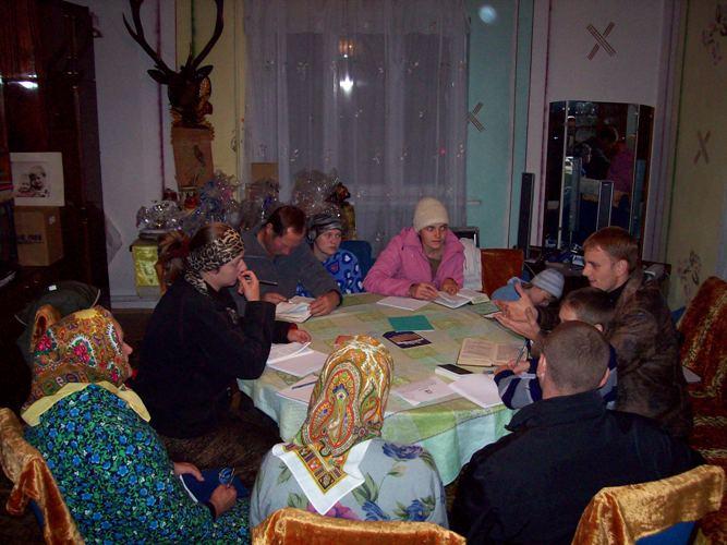 Bible group